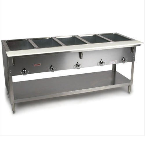 DUKE Aerohot Well Electric Steamtable E Kitchen Of Glam - 2 well steam table