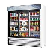 EVEREST EMGR69 3 Door Refrigerator Merchandiser (Sliding)