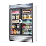 EVEREST EMSGR48 2 Door Refrigerator Merchandiser (Swing)