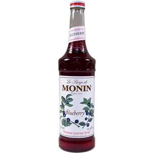 Monin H-BLUEBERRY Blueberry Syrup 750ml