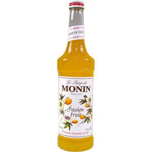 Monin H-PASSIONFRUIT Passion Fruit Syrup 750ml