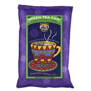 Big Train P6023 Green Tea Chai Tea Powder