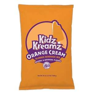Big Train KIDZ KREAMZ P6062 Orange Cream