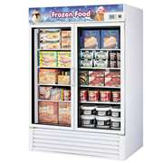 TURBO AIR TGF-49F Glass Door Freezer Merchandiser