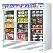 TURBO AIR TGF-72F Glass Door Freezer Merchandiser