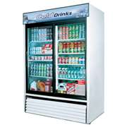 TURBO AIR TGM-48R Glass Door Refrigerated Merchandiser