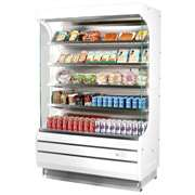 TURBO AIR TOM-40 Vertical Open Display Refrigerated Merchandiser