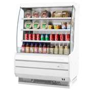 TURBO AIR TOM-40M Vertical Open Display Refrigerated Merchandiser