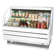 TURBO AIR TOM-40S Horizontal Open Display Refrigerated Merchandiser