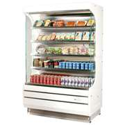 TURBO AIR TOM-50 Vertical Open Display Refrigerated Merchandiser