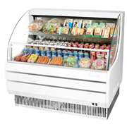 TURBO AIR TOM-50L Horizontal Open Display Refrigerated Merchandiser