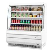 TURBO AIR TOM-50M Vertical Open Display Refrigerated Merchandiser