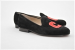 Men's CORNELL Black Suede Shoe