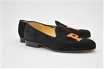 Men's PRINCETON Black Suede Shoe