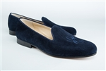 Men's University of Richmond Blue Suede Shoe