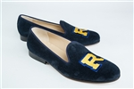 Men's ROLLINS COLLEGE Blue Suede Shoe
