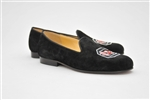 Men's SOUTH CAROLINA Black Suede Shoe