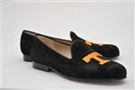 Men's TENNESSEE Black Suede Shoe