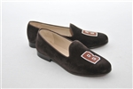 Women's Brown University Brown Suede Loafer