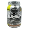 MUSCLETECH ESSENTIAL SERIES 100% PLATINUM WHEY CHOCOLATE PEANUT BUTTER CUP 2 lbs (910g)