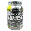 MUSCLETECH ESSENTIAL SERIES 100% PLATINUM WHEY COOKIES & CREAM 2 lbs (910g)