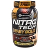 Muscletech Performance Series Nitro Tech 100% Whey Gold French Vanilla Creame Flavor 35/Serve