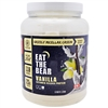Eat The Bear Grizzly Micellar Casein Vanilla Flavor, 23 Servings - 1.6 Ib