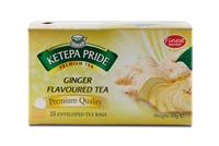 Ketepa Pride Ginger Flavored Tea