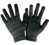 Urban Style Touch Screen Gloves by Glider Gloves Black