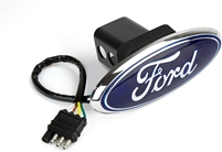 Lighted Hitch Cover Ford