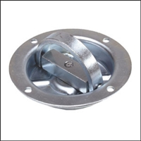 Recessed Swivel D-ring Stainless