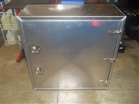 TWI Aluminum Toolbox Common as Chain Box Behind Cab