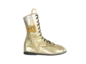 Metalico Leather Boxing Shoes