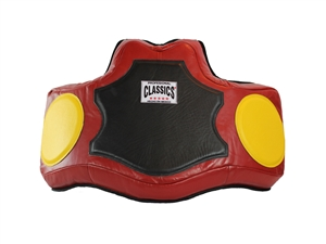 Three-Color Leather Trainer Protector