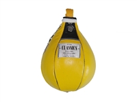 One-Color Leather Speed Bag