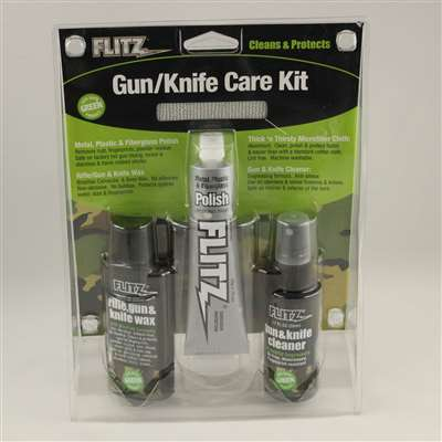 Flitz Gun and Knife Care