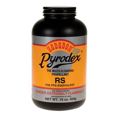 Hodgdon Pyrodex RS - 1LB
