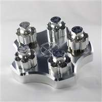 "L6-357/38 6"" Cylinder Range Block Kit"