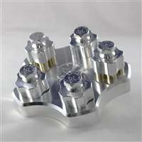 "J5-44/45 6"" Cylinder Range Block Kit"