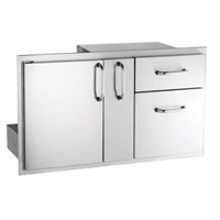 AOG 18 x 36 Door with Double Drawers