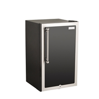 FireMagic Black Diamond Refrigerator