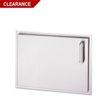 "Fire Magic Single Door 14"" x 20"" - Left Hinge"