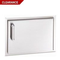 "Fire Magic Single Door 17"" x 24"" - Right Hinge"