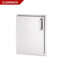 "Fire Magic Premium Single Door 20"" x 14"" - Left Hinge"