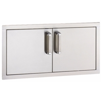 FireMagic Flush Mounted DoubleDoors, 15-In X 30-In