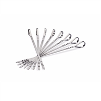 Napoleon 8 Pc Stainless Steel Multi-Functional Skewers
