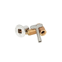 Fire Magic Straight Gas Line Valve with Key