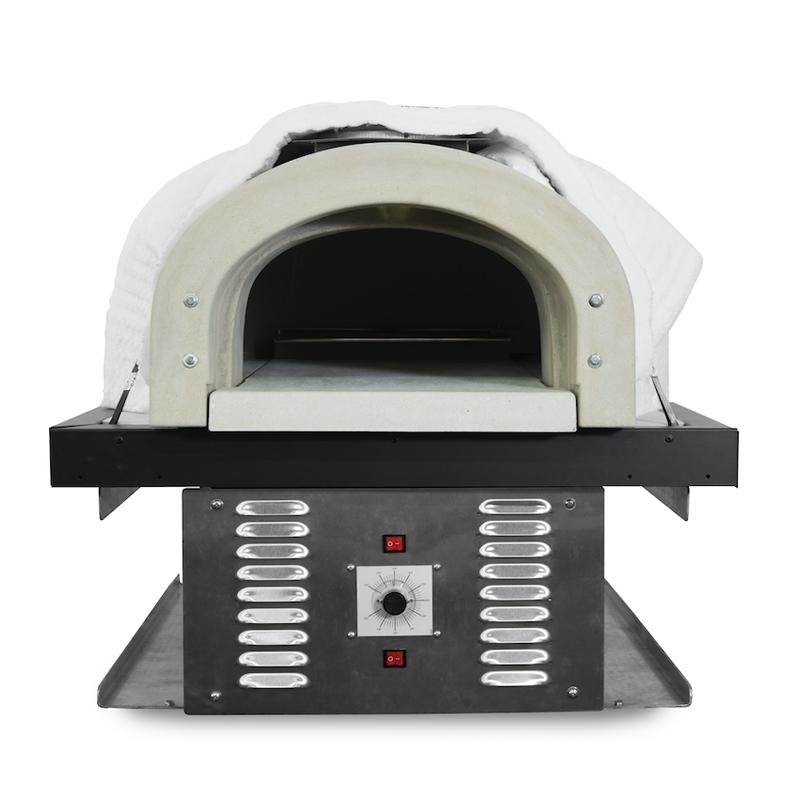 chicago brick oven 750 hybrid gas pizza oven diy kit cbo o kit 750 hyb