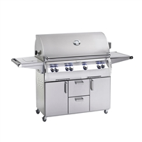 FireMagic Echelon Diamond E1060S Stand Alone Grill with Side Burner