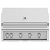 Hestan 42-in Outdoor Built-In Grill with Rotisserie Kit